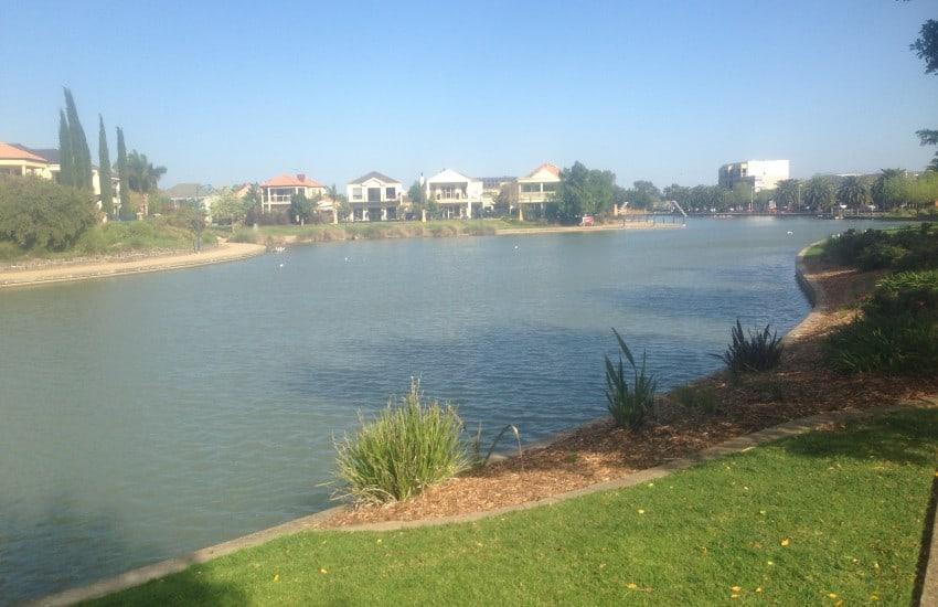 mawson lakes park