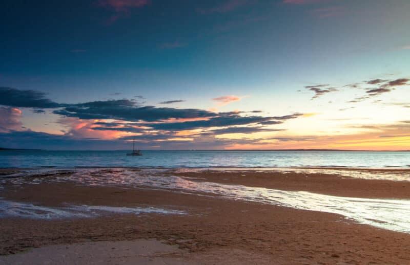 Australian Capital Territory Beach